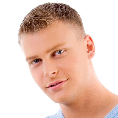 Модные мужские стрижки 2016 на короткие волосы