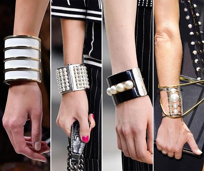 Модные браслеты 2016 фото