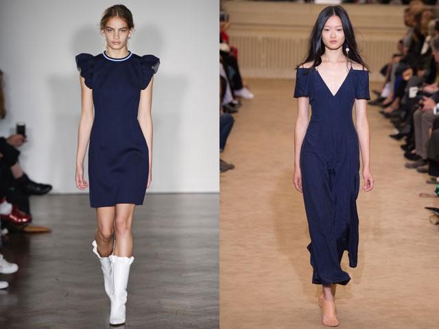 Модные деловые платья 2016