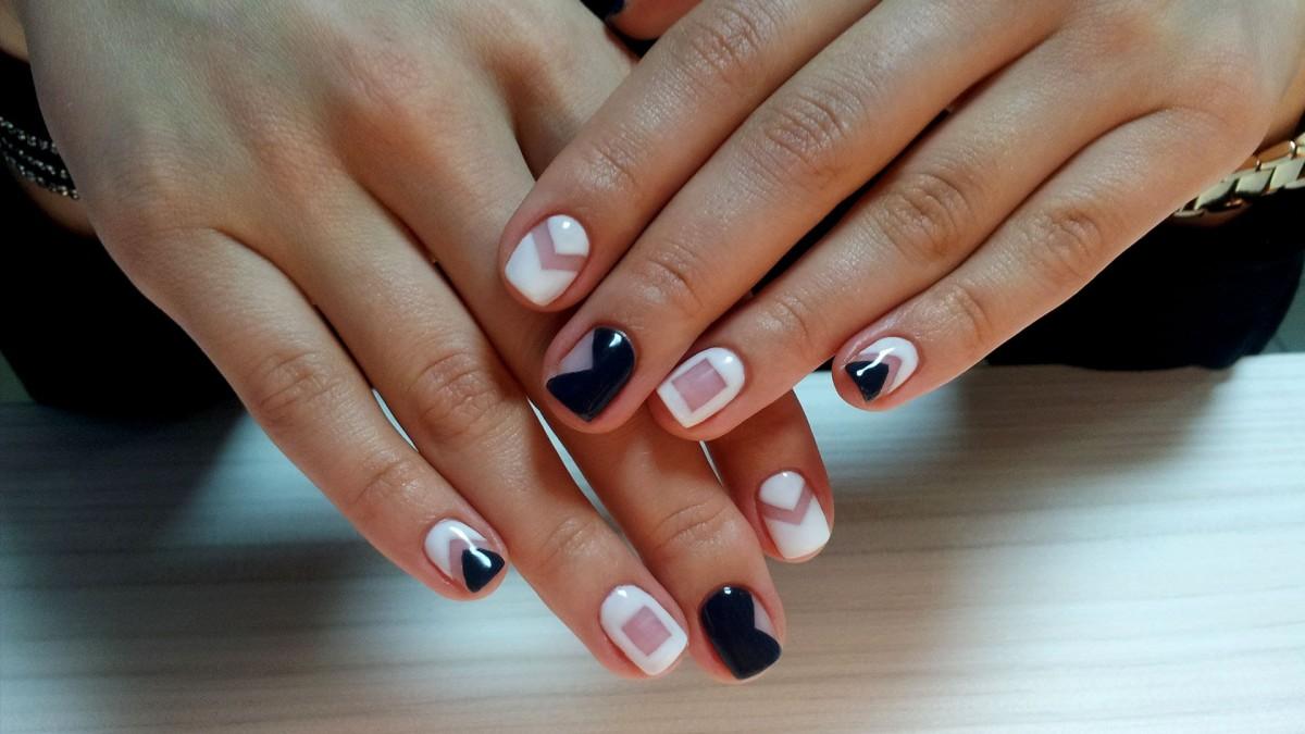Дизайн маникюра 2015 фото на короткие ногти