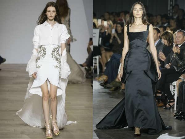 Модные платья с шлейфом