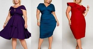 Мода для полных 2016 года фото в женской одежде