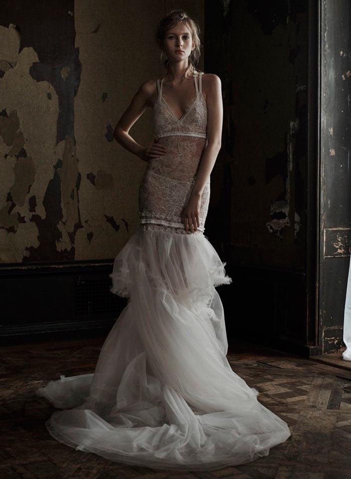 Свадебная мода 2016: тенденции, фото