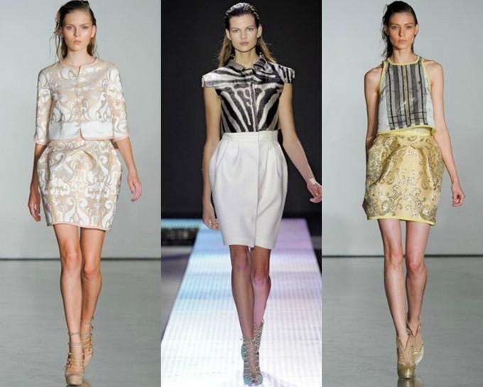 Юбки 2016 года: модные тенденции, фото