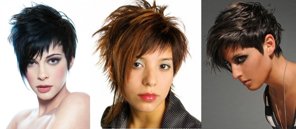 Модные стрижки 2016 года на короткие волосы