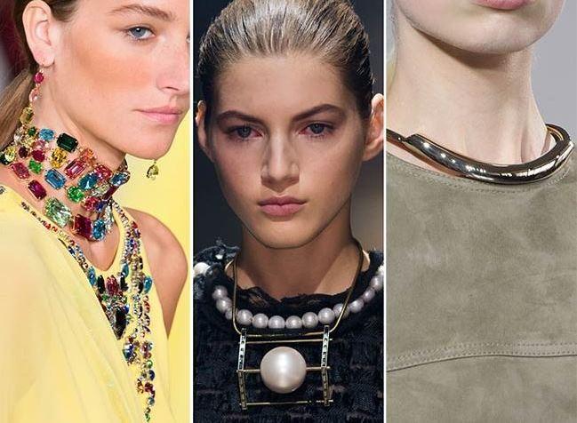 Модные украшения тренды бижутерия 2016