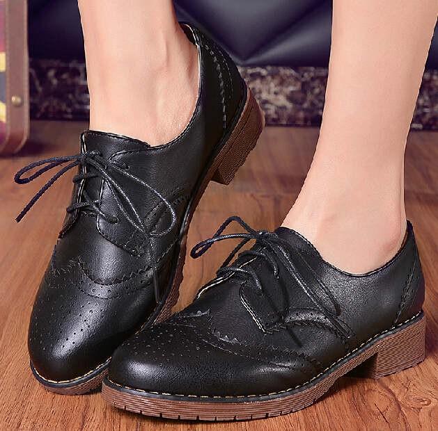 Модные ботинки 2016 фото женские