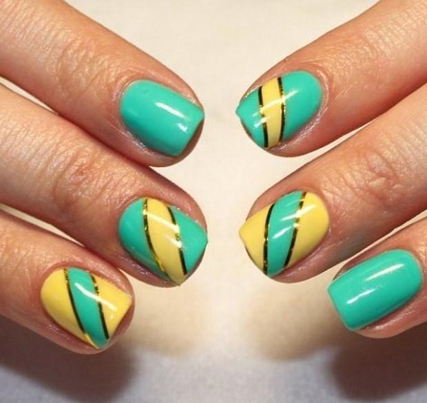 Ногтевая студия - модный маникюр и педикюр, дизайн Дизайн стильных ногтей новинки