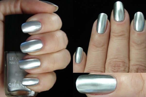 Модный маникюр 2016 на короткие ногти фото