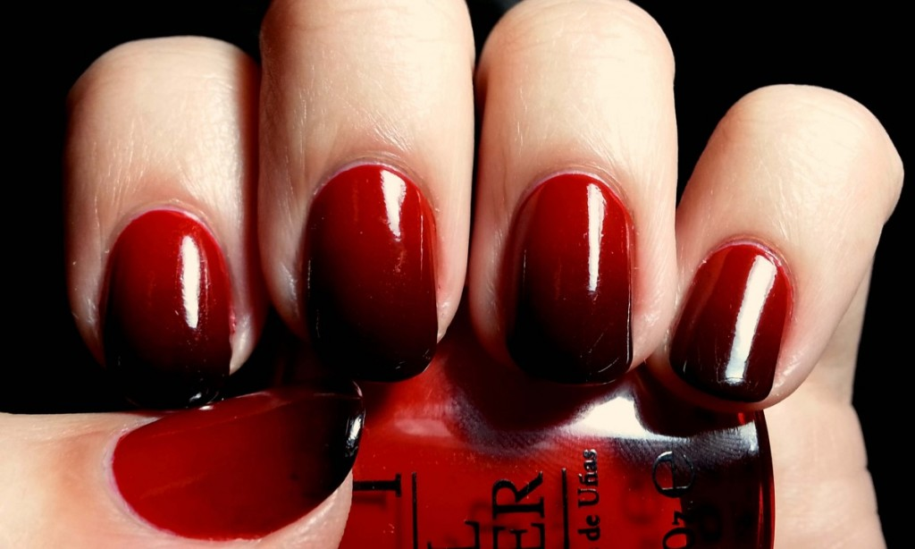 Красный маникюр 2016 модные тенденции фото