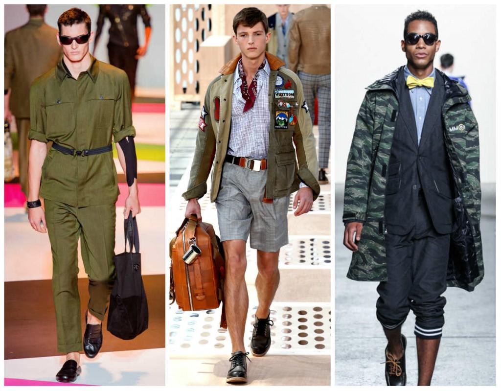 Мужская мода весна лето 2019 тенденции