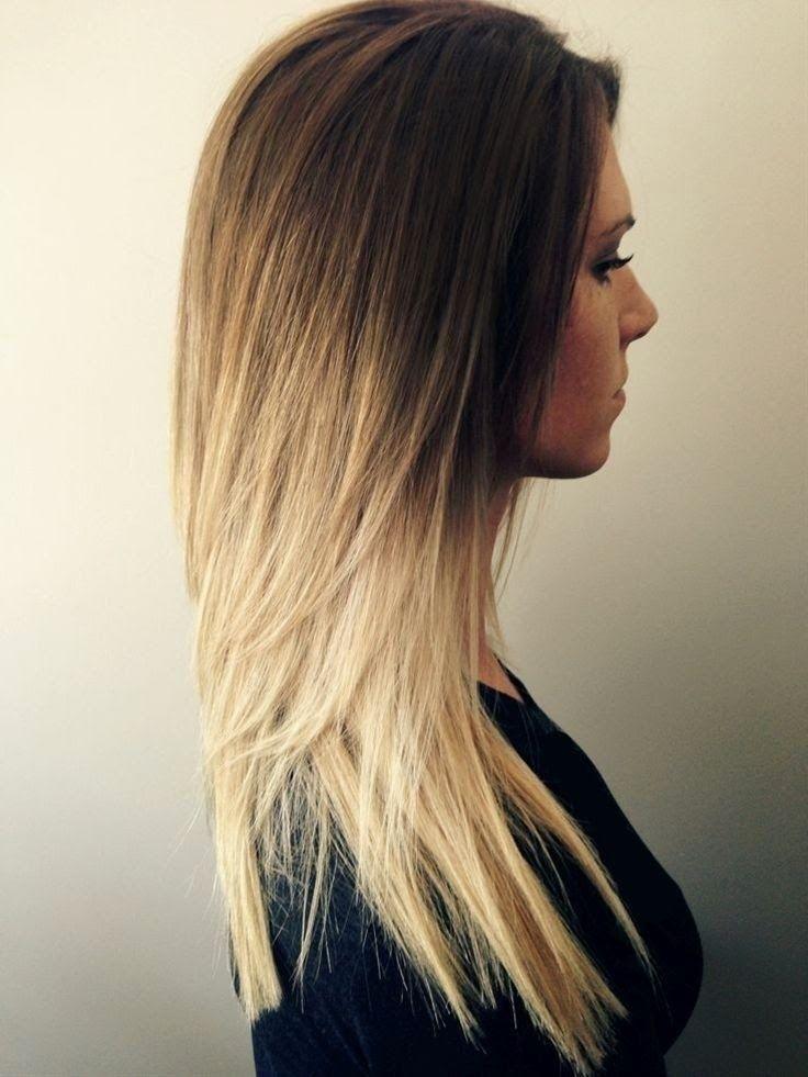 Данная техника позволяет блондинкам и девушкам со светло-русыми волосами сохранить естественность волос и при этом оживить их.