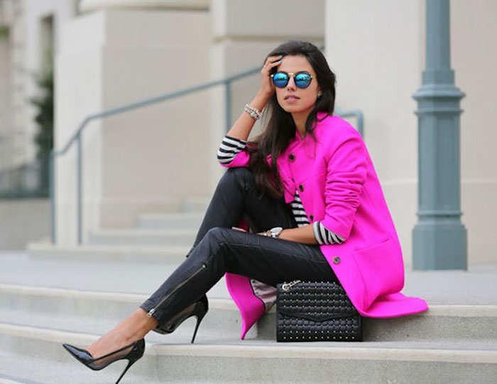 Модное пальто 2016: цвета, стили, фасоны