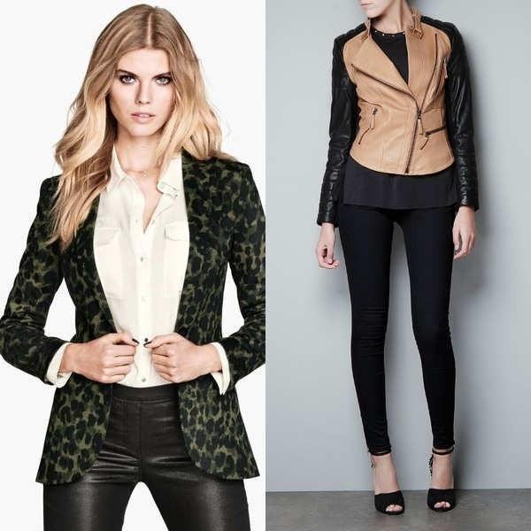 Модные пиджаки 2016 женские фото