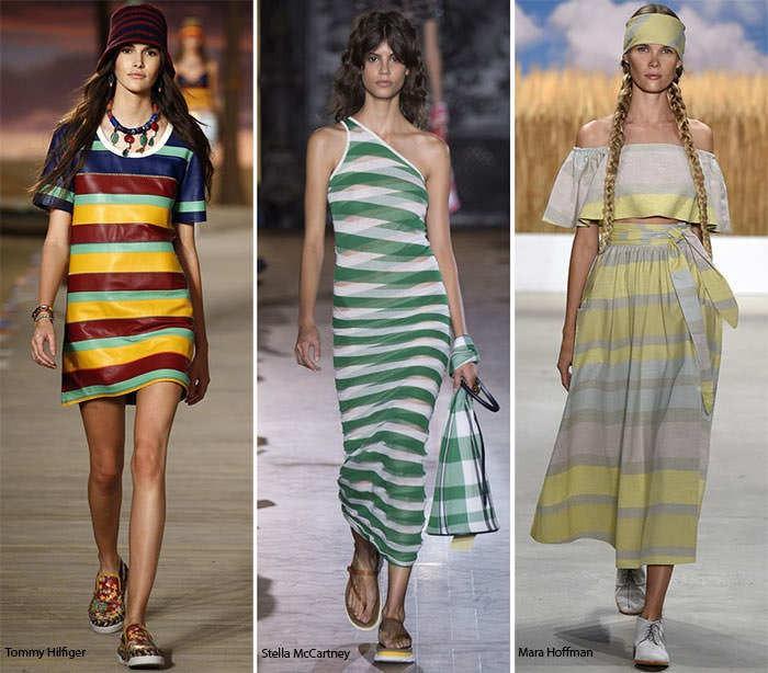 Модные принты лето 2016