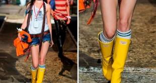 Модные сапоги весна 2016 фото женские