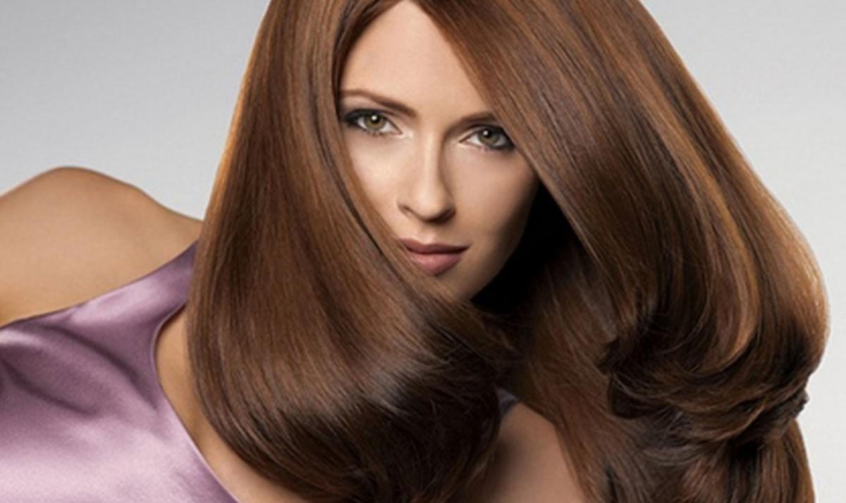 Цвет каштановый для волос