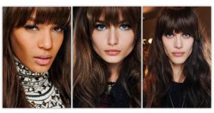 Модное окрашивание 2016: фото на средние волосы