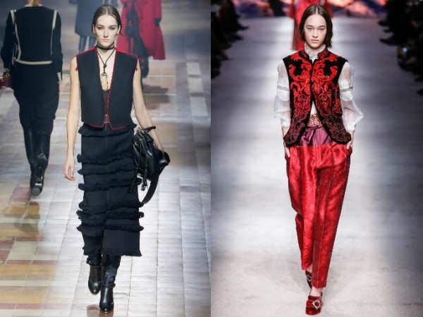 Модные тенденции 2019-2017 женские жакеты