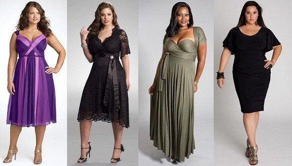 Модели платья для нового года 2017