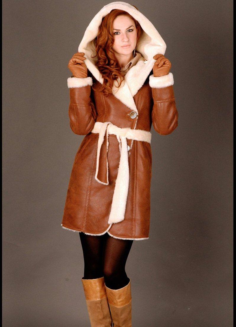 Зимняя Одежда Женская