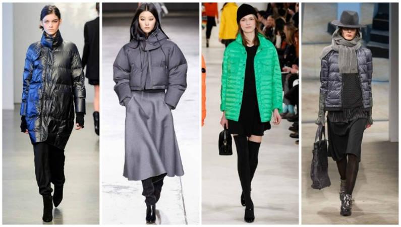 Модные куртки осень-весна 2017