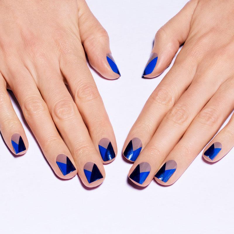 Геометрия ногти маникюр