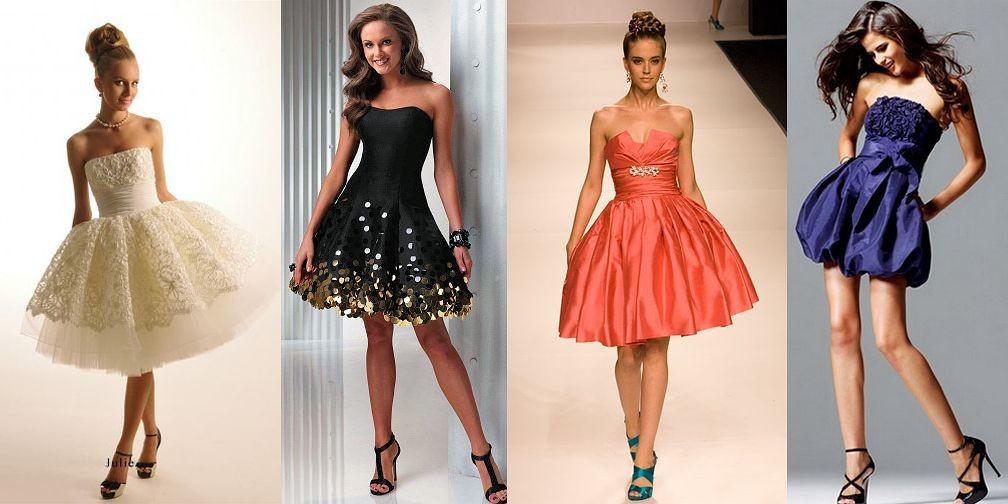 Новогодние платья для 2017