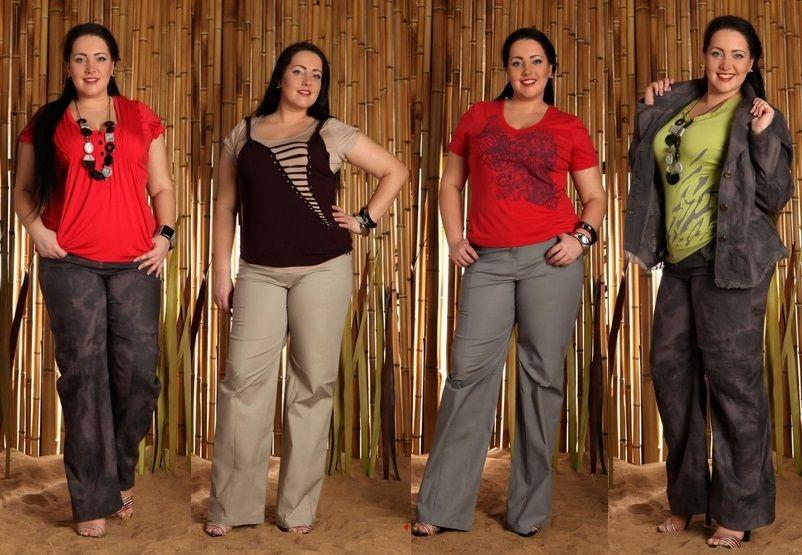 Советы Выбора Одежды Для Полных Женщин