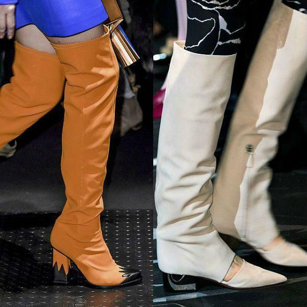 Модная обувь на Новый Год 2017