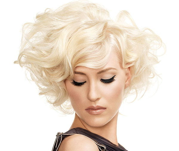 Модное окрашивание на короткие волосы 2016