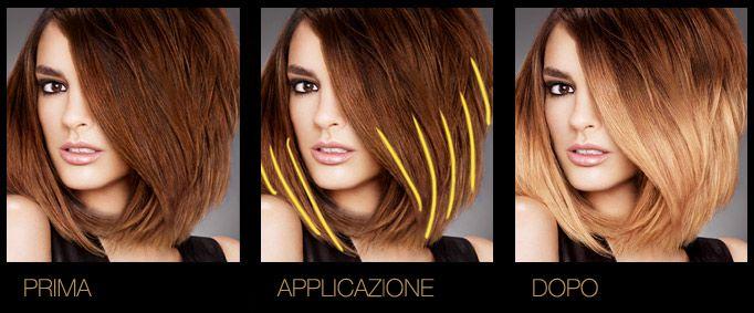 модное окрашивание волос на короткие волосы 2016