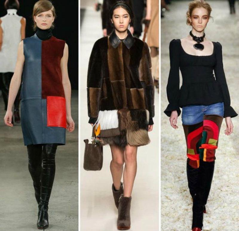 Тренд Зима Осень 2015 Одежда Доставка