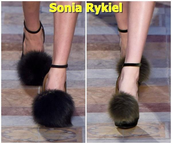 Модная обувь осень 2016 фото женская