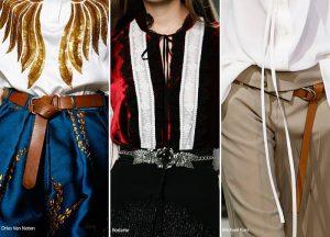 Модные аксессуары 2016 фото женские