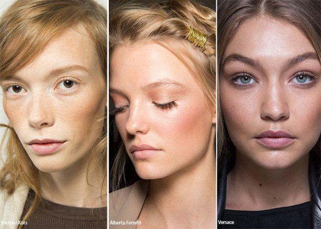 Весенний макияж 2017