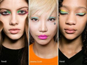 Осенние коллекции макияжа 2016