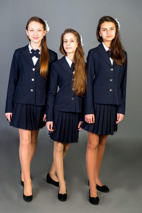 Школьная мода 2016 2017