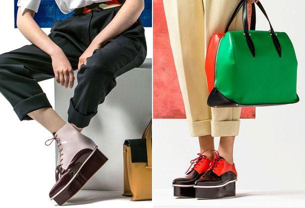 Модная обувь 2017 фото женская