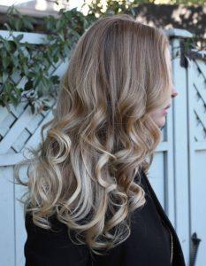 Окрашивание волос 2017 фото новинки