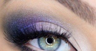 Макияж для голубых глаз и русых волос пошагово фото