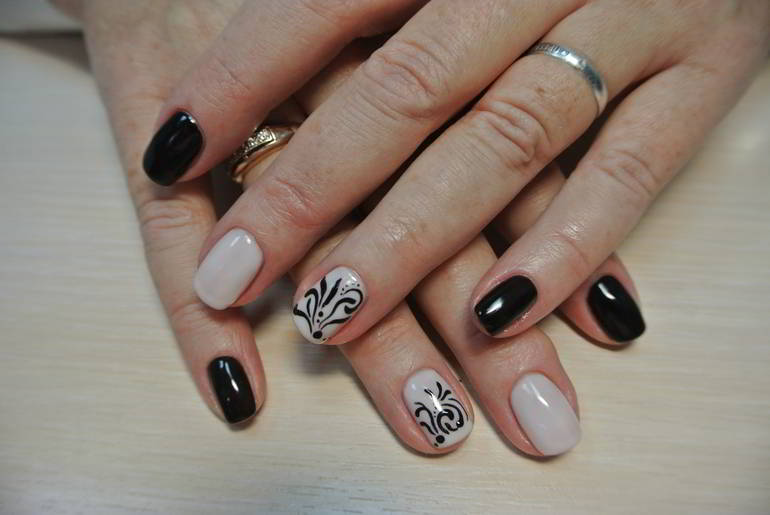 Роспись на ногтях 2017 фото новинки