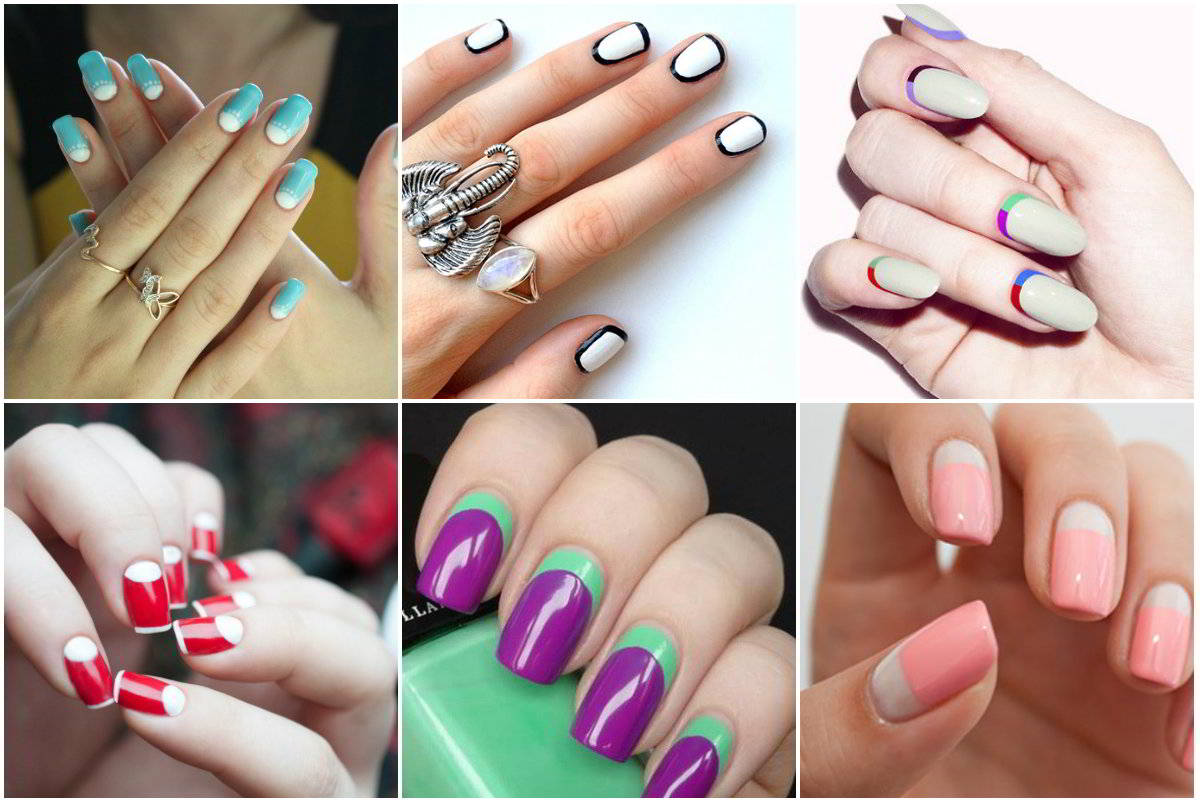 Модный маникюр фото, модный дизайн ногтей - идеи, тренды, примеры