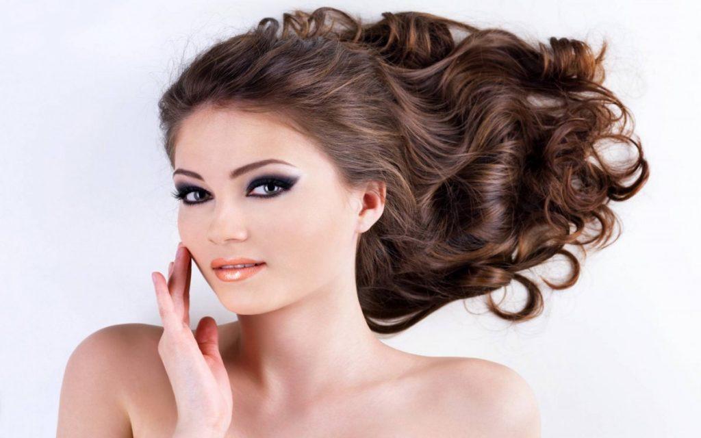 Фото девушек с прическами красивые