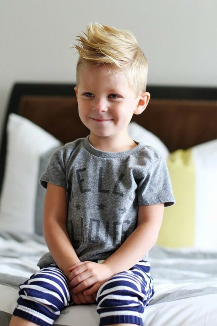 Модные детские стрижки для мальчиков 2016 фото