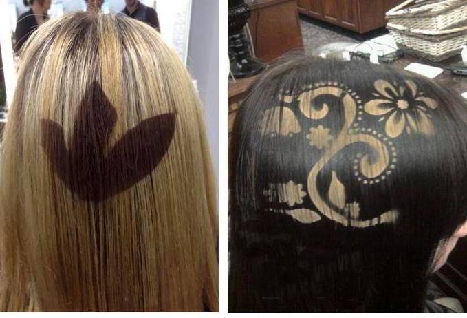 Модное окрашивание волос 2017 на длинные волосы фото