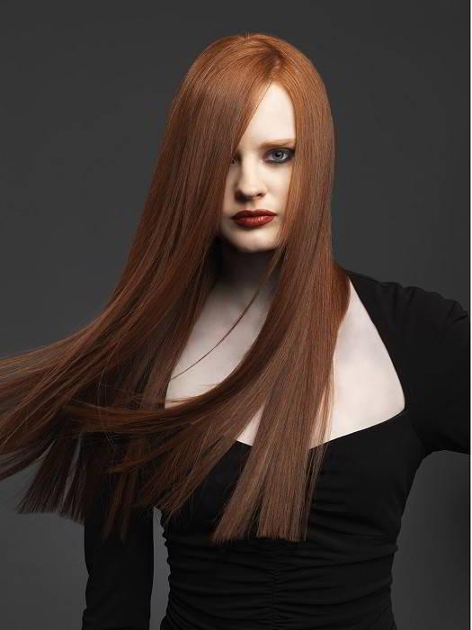 Модные стрижки 2017 на длинные волосы фото