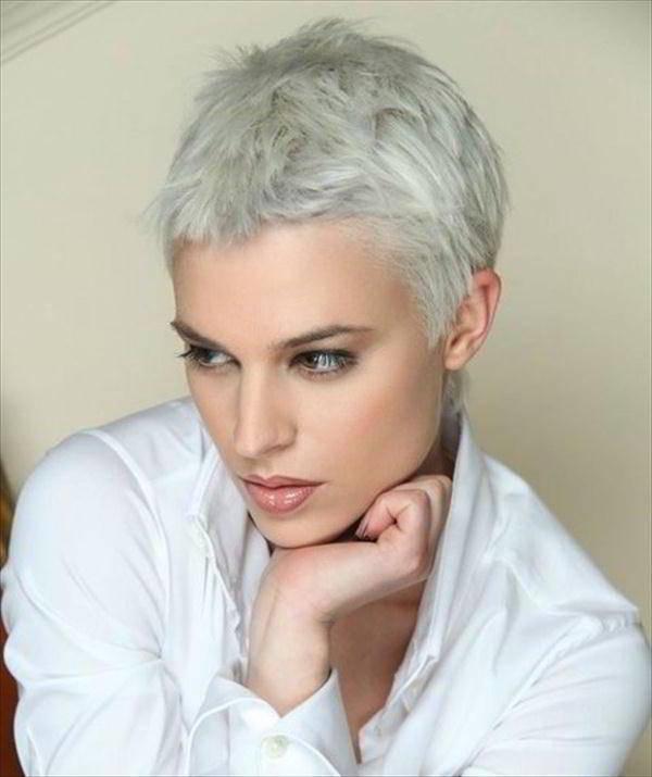Модные стрижки 2017 на короткие волосы фото для женщин за 40