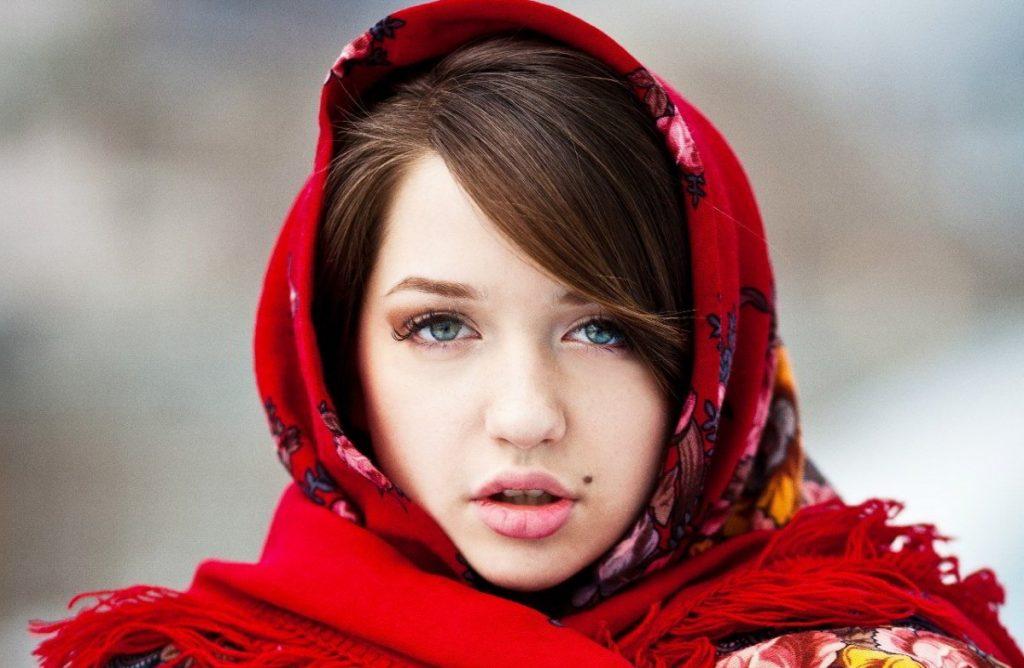 Русские девушки нашем
