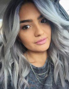 Модные цвета волос 2017 фото